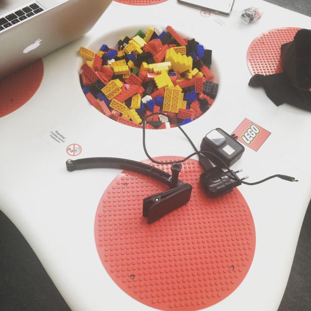 Aquele trabalhinho difícil que envolve Lego! 4